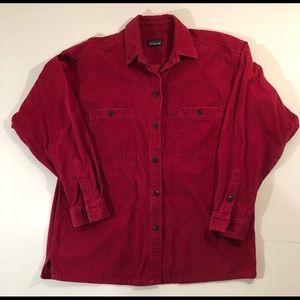 Patagonia Women's Corduroy Collared Shirt